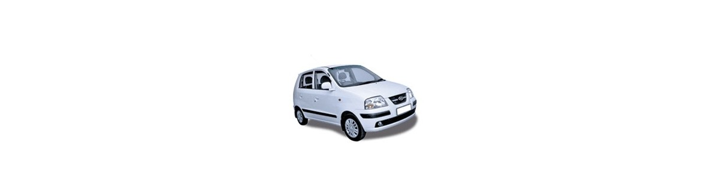 Pellicole Oscuranti Per Hyundai Atos 5P dal 2003 al 2006 Pre Tagliate a Misura Oscuramento Vetri
