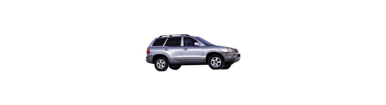 Pellicole Oscuranti Per Hyundai Santa Fe dal 2001 al 2005 Pre Tagliate a Misura Oscuramento Vetri