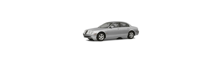 Pellicole Oscuranti Per Jaguar S Type dal 2000 al 2008 Pre Tagliate a Misura Oscuramento Vetri