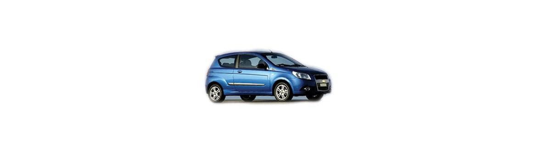 Pellicole Oscuranti Per Chevrolet Aveo 3P dal 2002 al 2011 Pre Tagliate a Misura Oscuramento Vetri