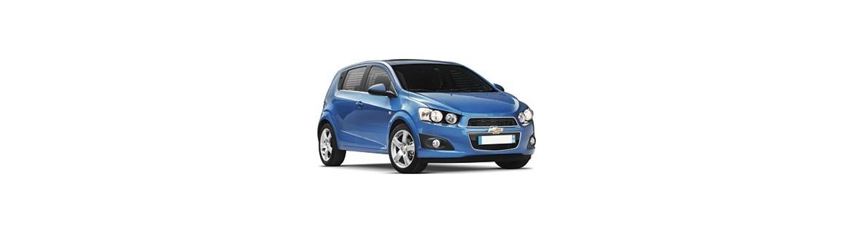 Pellicole Oscuranti Per Chevrolet Aveo 5P dal 2011 ad OGGI Pre Tagliate a Misura Oscuramento Vetri