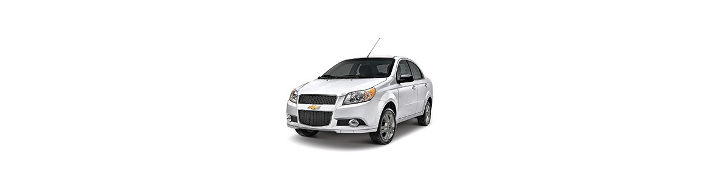 Pellicole Oscuranti Per Chevrolet Aveo Berlina dal 2011 ad OGGI Pre Tagliate a Misura Oscuramento Vetri