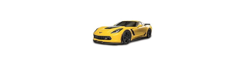 Pellicole Oscuranti Per Chevrolet Corvette Pre Tagliate a Misura Oscuramento Vetri