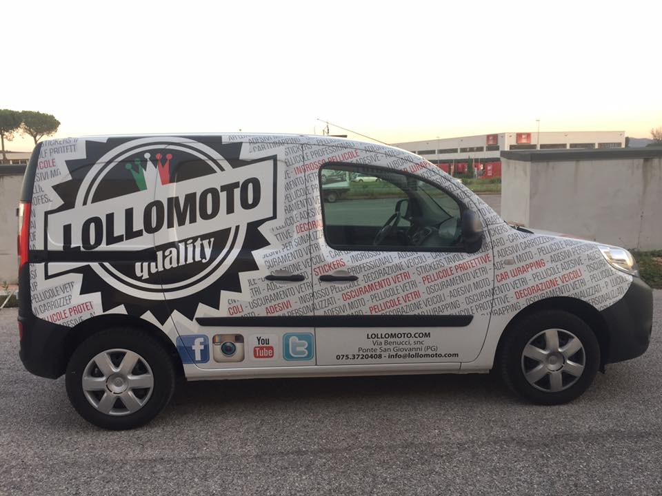 LOLLOMOTO - Shop Online Car Wrapping
